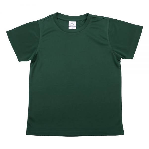 RIGHTWAY - Outréfit Kids Round Neck - Army Green