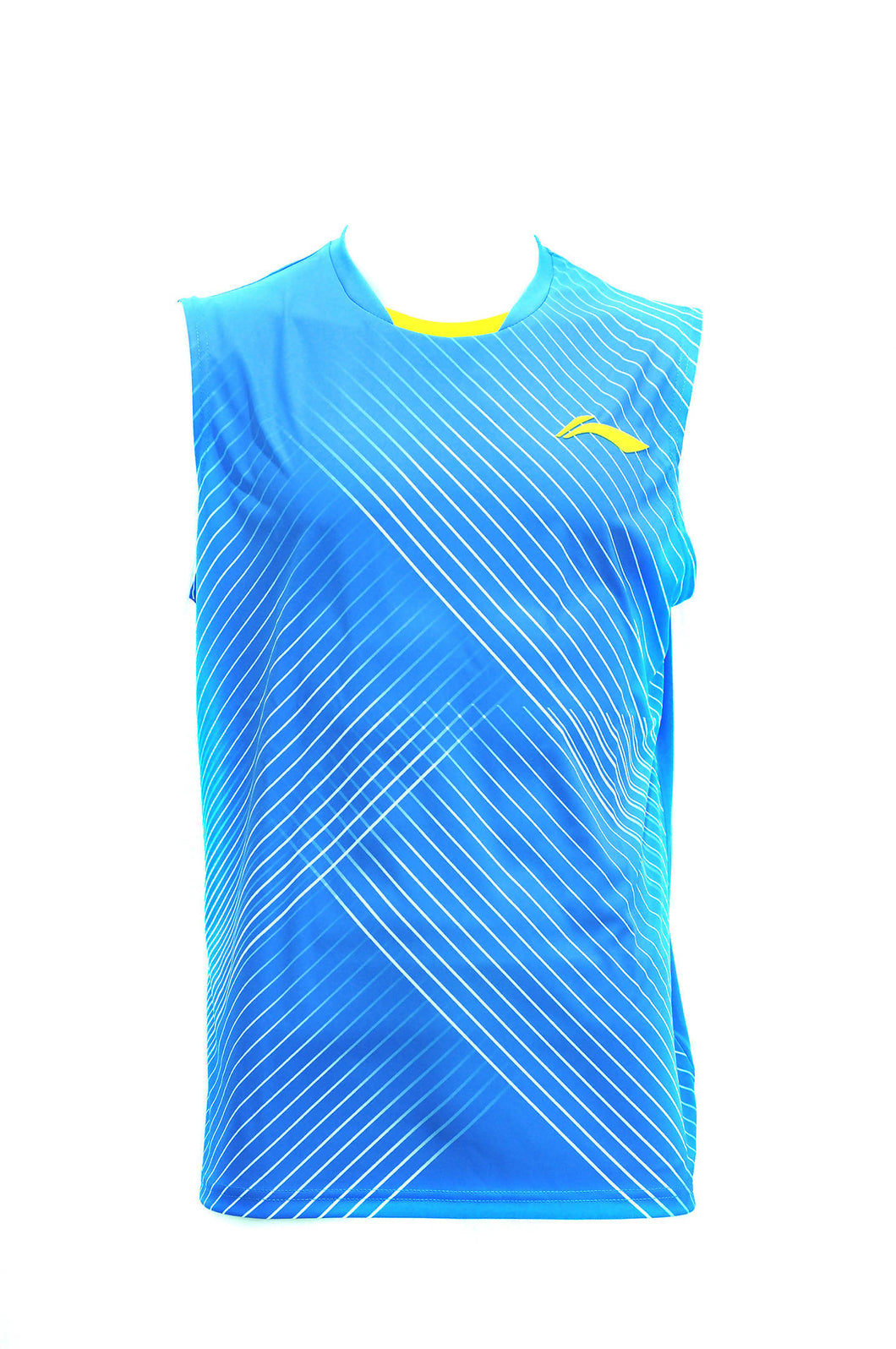 Li-Ning - Sleeveless Tee - Lite Blue
