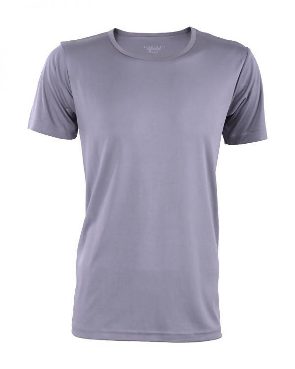 RIGHTWAY - Outré fit Round Neck Knight Grey