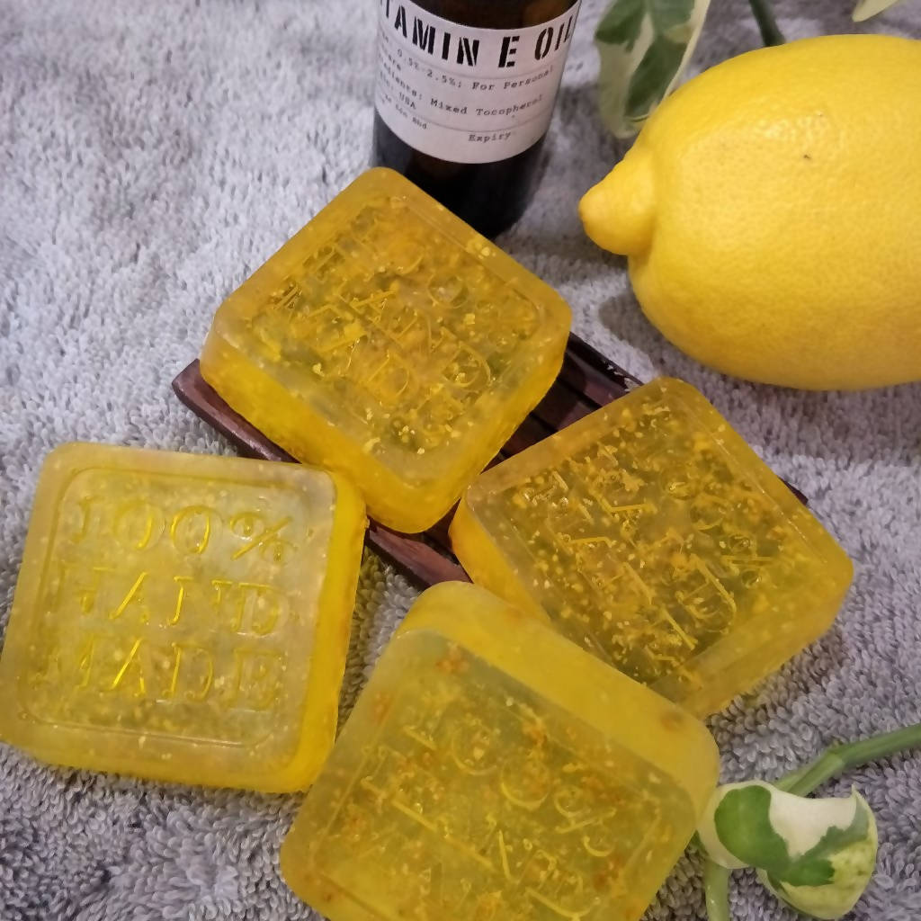 MANJA SKIN - Citrus Melody Face Soap