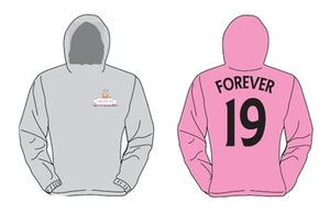 The Emma Cosgrove Foundation Logo Hoody