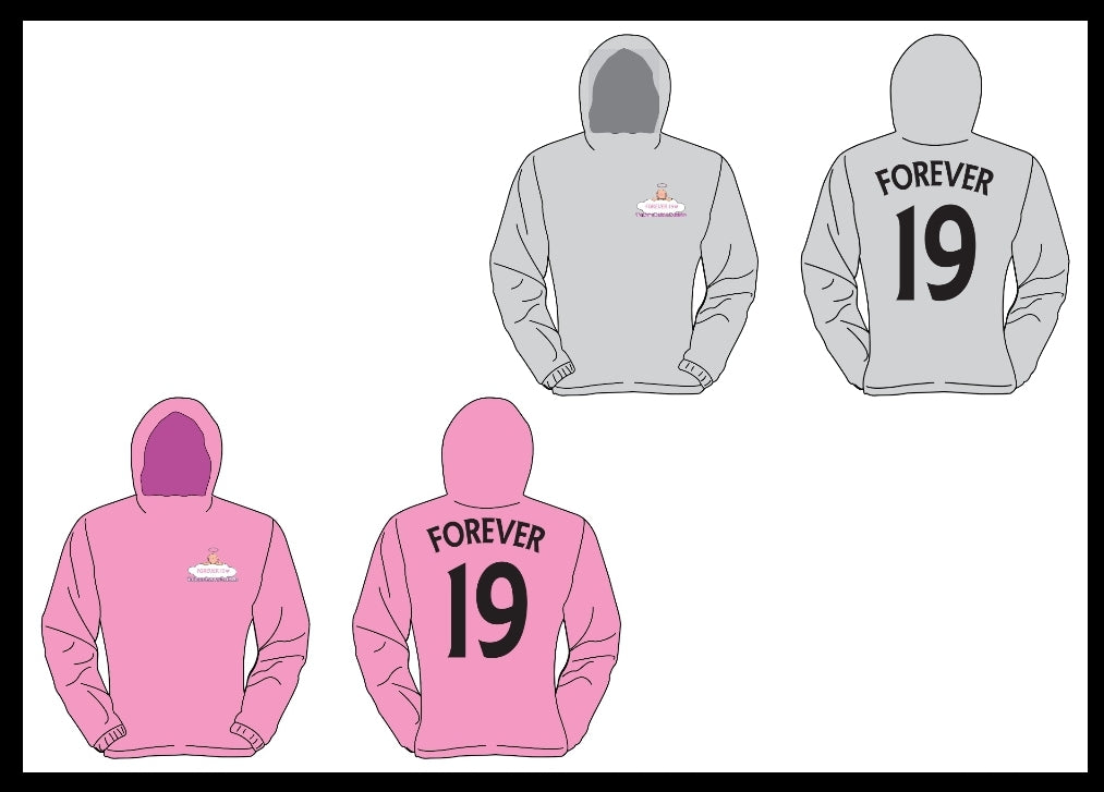 Child The Emma Cosgrove Foundation Logo Hoody