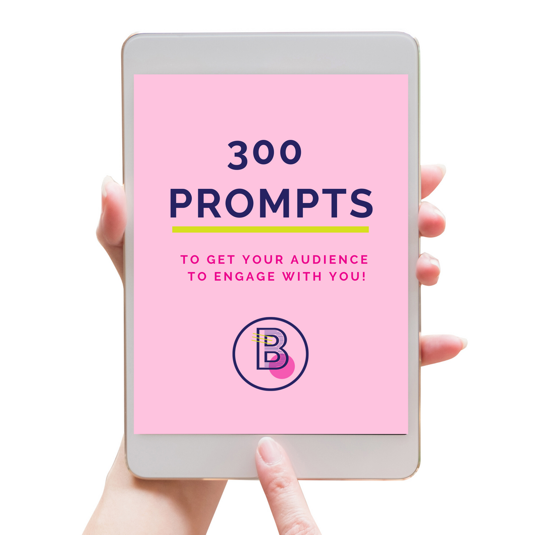 300 Prompts