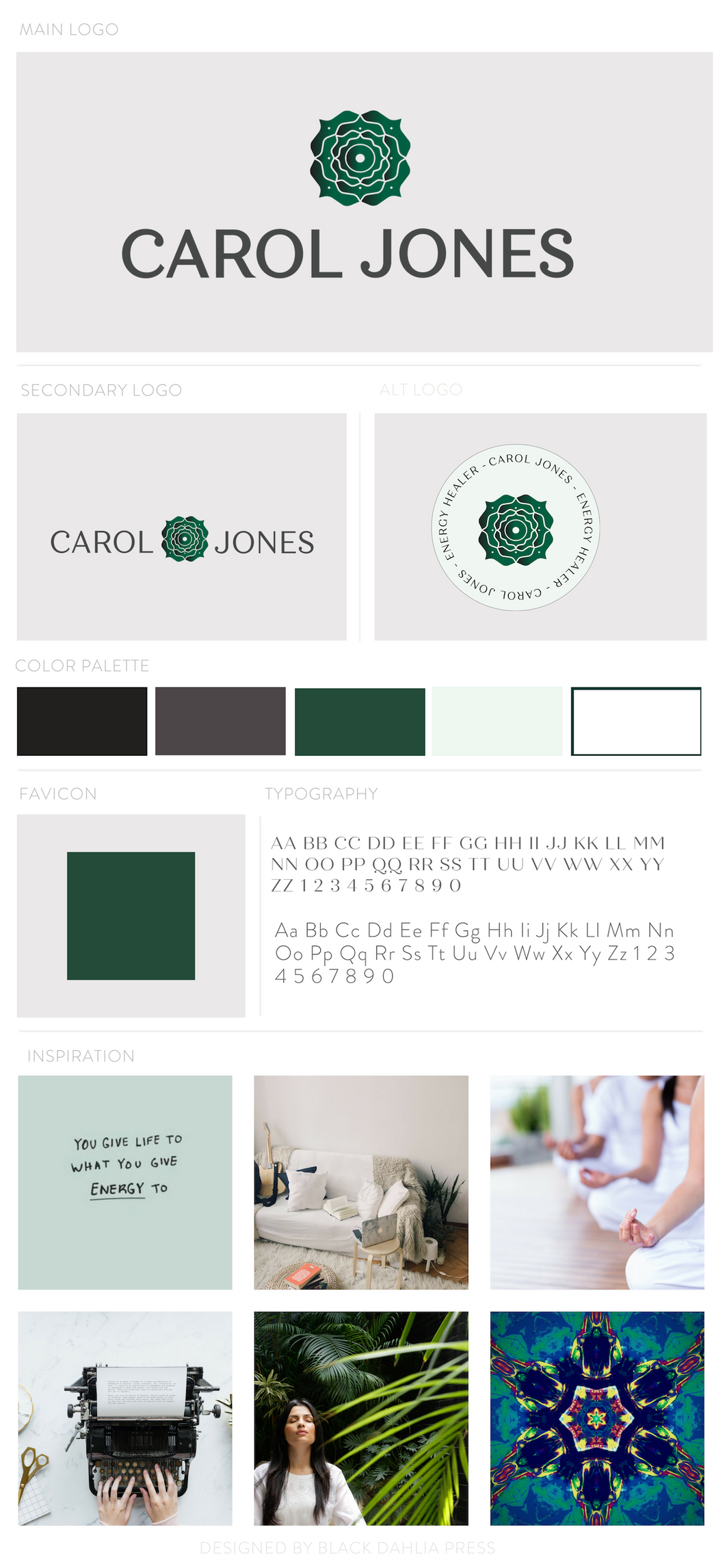 Carol Jones Pre-made Brand
