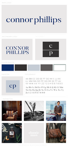 Connor Phillips Pre-Made Brand