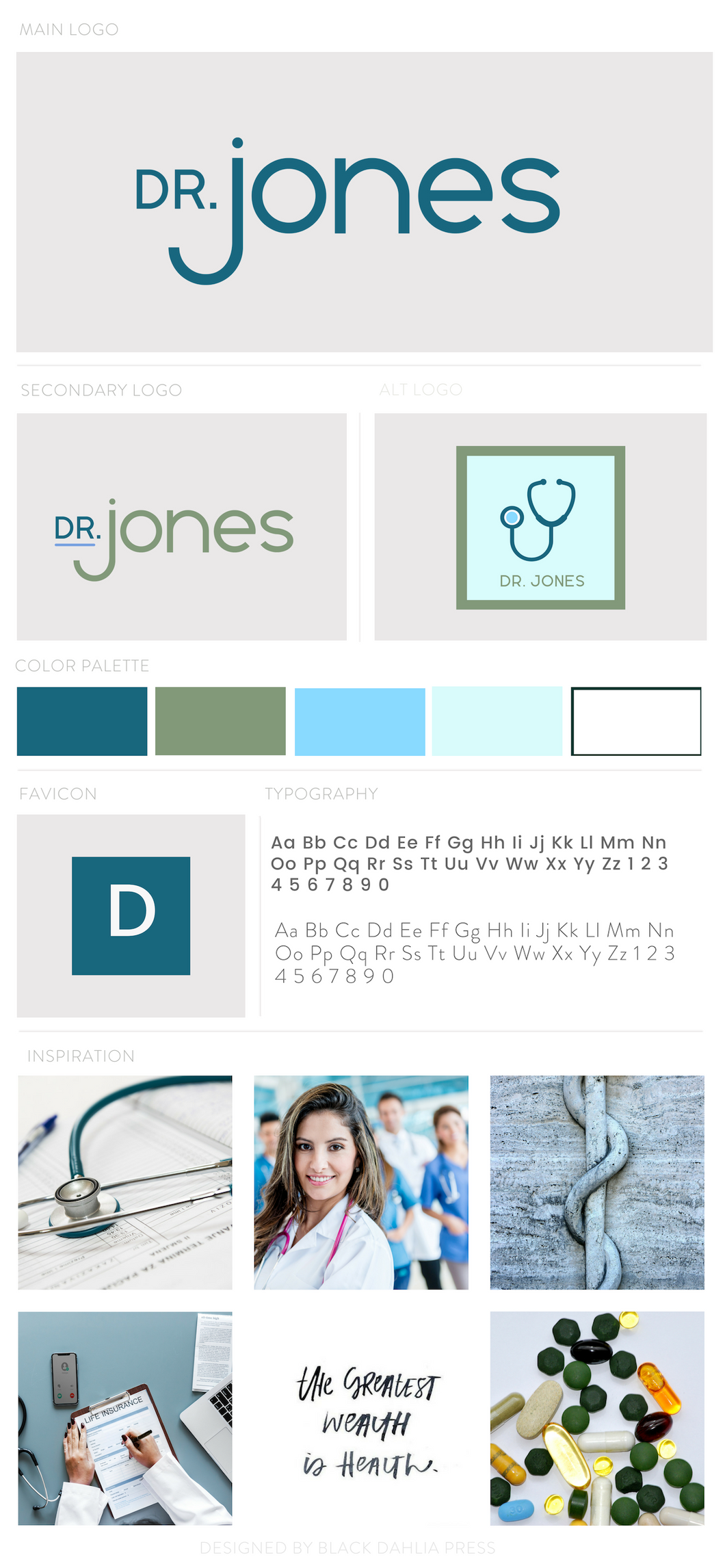Dr. Jones Pre-made Brand