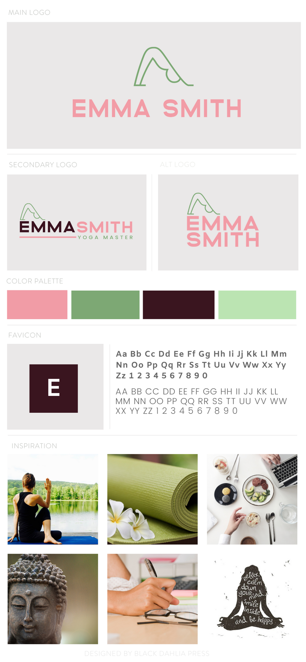 Emma Smith Pre-Made Brand