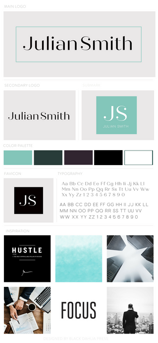 Julian Smith Pre-Made Brand