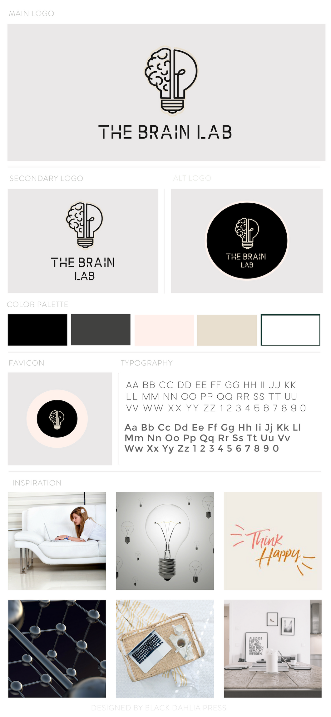 The Brain Lab Pre-made Brand