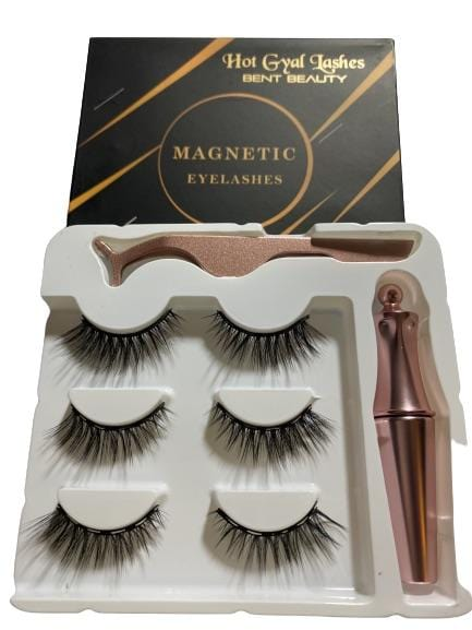 "Hot Gyal Magnetic Lashes ""Vegas"""
