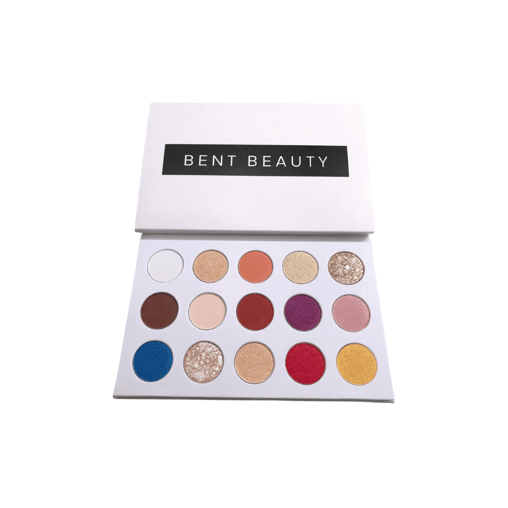 Bent Beauty Eyeshadow Palette