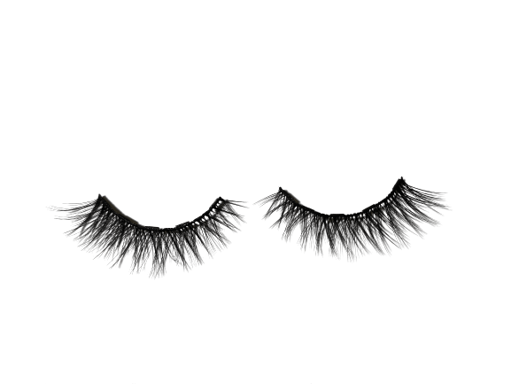 Magnetic Strip Lash with Liner