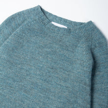 Load image into Gallery viewer, Crew Neck - Lovat Blue by Kestin Hare