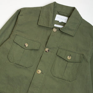 Field Jacket - Meadow Green
