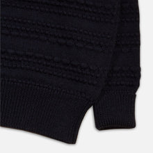 Load image into Gallery viewer, Haston Bobble Knit - Navy