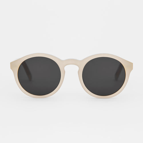 Barstow Condom - solid grey lens