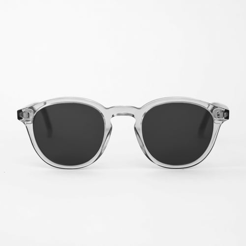 Nelson Grey - solid grey lens