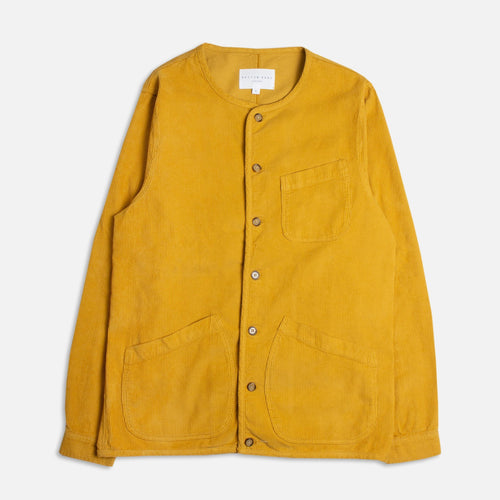 Neist Overshirt Corduroy - Old Gold by Kestin Hare