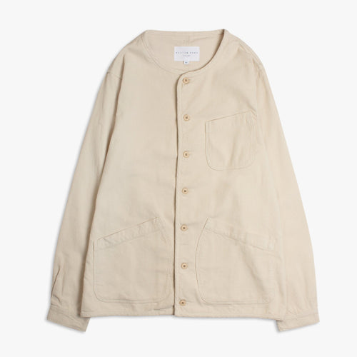 Neist Overshirt Corduroy - Winter White