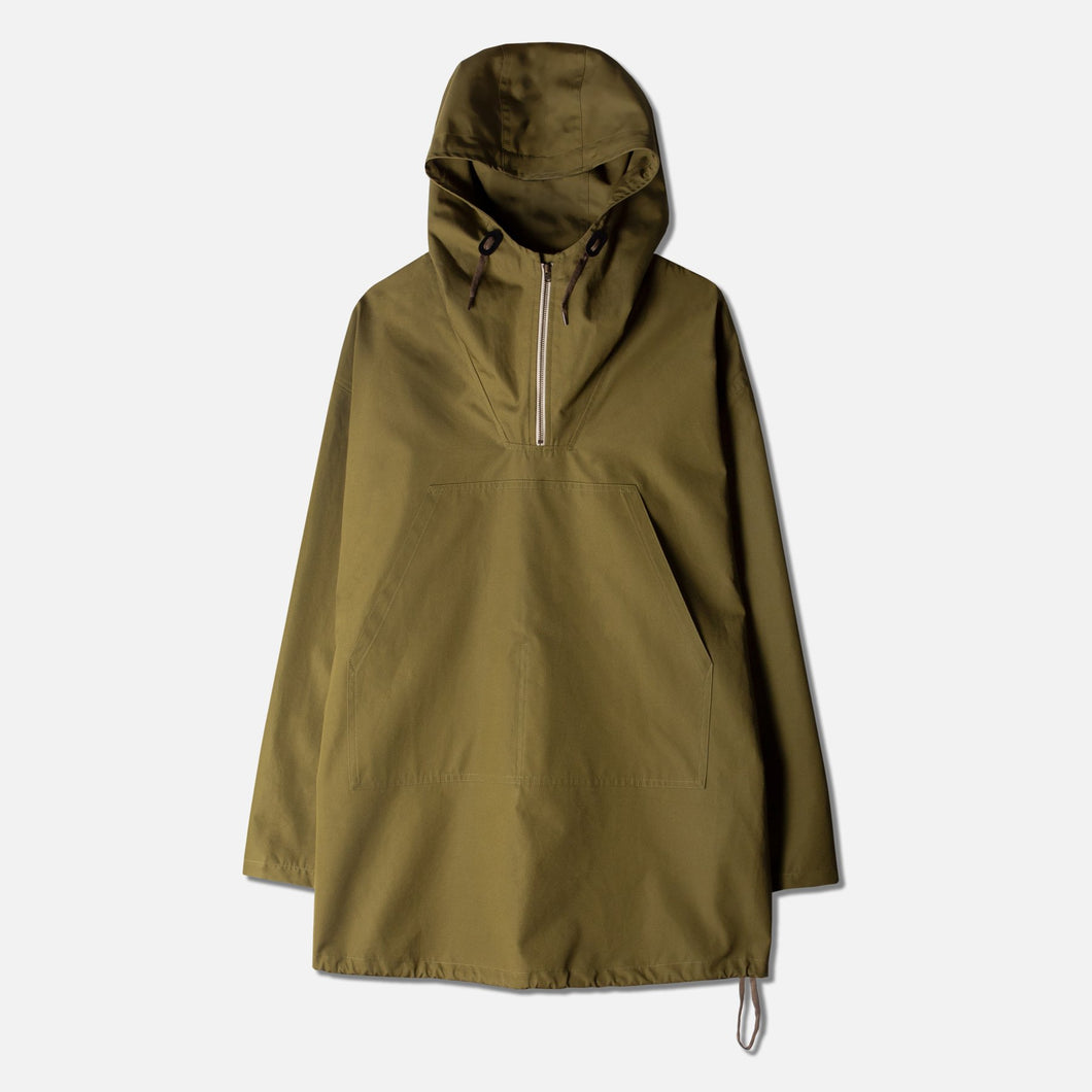 Nevis Smock - Military Green