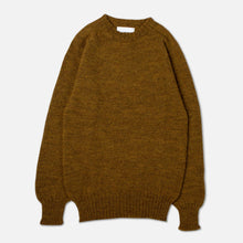 Load image into Gallery viewer, Shetland Crew Neck - Harvest