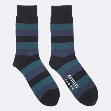 Stripe Socks by Far Afield