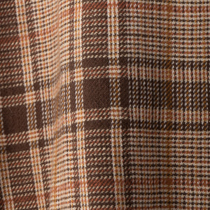 Tain Shirt - Bark Cotton Check