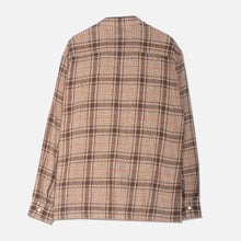 Load image into Gallery viewer, Tain Shirt - Bark Cotton Check
