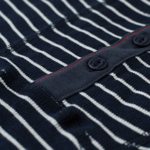 Albar Sailor Stripe Marine Natural