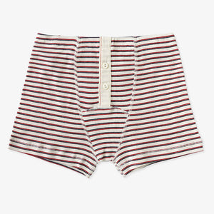 Albar Stripe Natural Red Marine