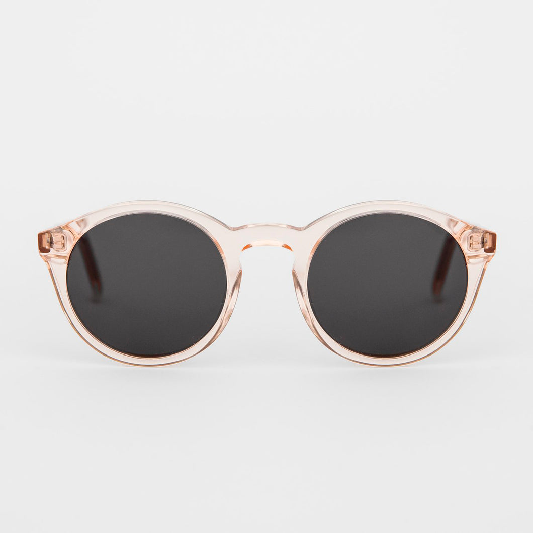 Barstow Champagne - Solid grey lens