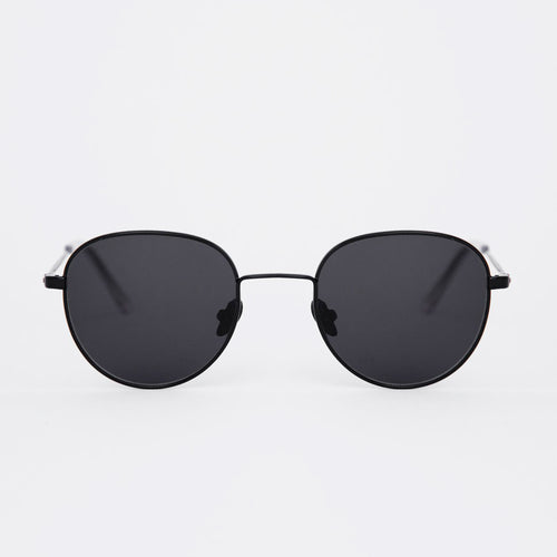 Rio Black - Solid Grey Lens