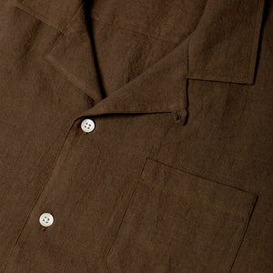 Crammond Shirt - Olive