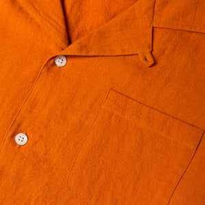 Crammond Shirt - Survival Orange