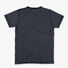 Load image into Gallery viewer, Dani Sailor Stripe Marine Natural