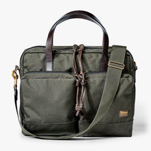 Load image into Gallery viewer, Dryden Briefcase - Otter Green