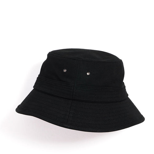 Edward Bucket Hat - Black