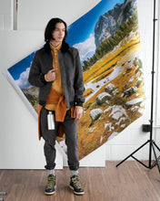 Load image into Gallery viewer, Cupar Jacket Corduroy - Peat by Far Afield