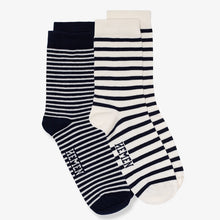 Load image into Gallery viewer, Striped Socks 2-pack