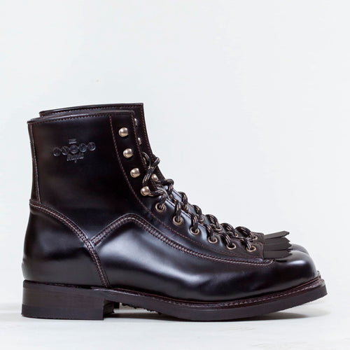 Logger Boot - Rois Black by Uncle Bright