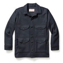 Load image into Gallery viewer, Mackinaw Cruiser Jacket - Dark Navy