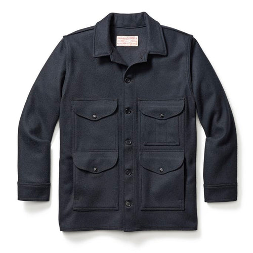 Mackinaw Cruiser Jacket - Dark Navy