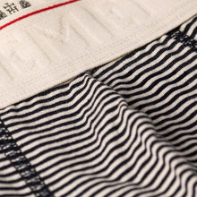 Load image into Gallery viewer, Marti Fine Stripe Marine by Hemen Biarritz