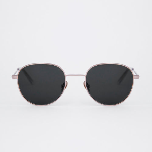 Rio Gold - Solid Green Lens by Monokel Eyewear