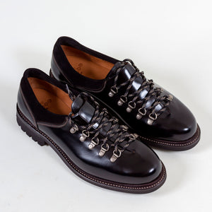 Mountain Shoe - Black Flora by Uncle Bright