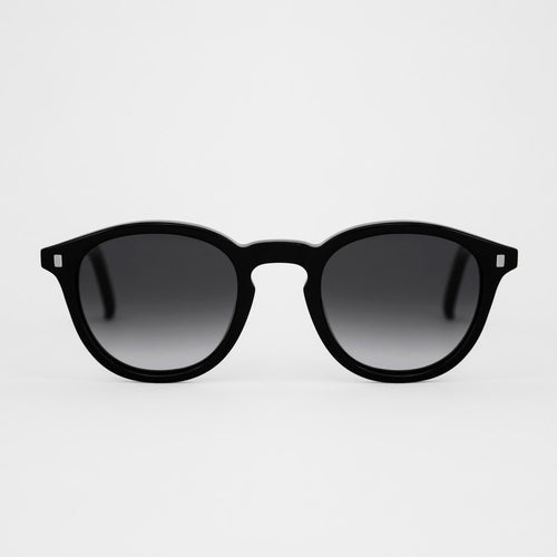 Nelson Black - Gradient Grey Lens by Monokel Eyewear