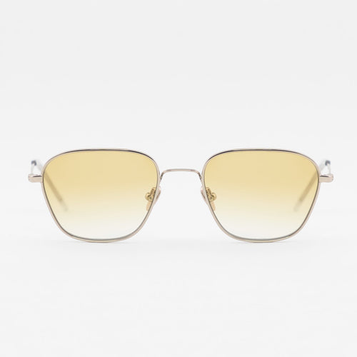 Otis Gold - Yellow gradient lens