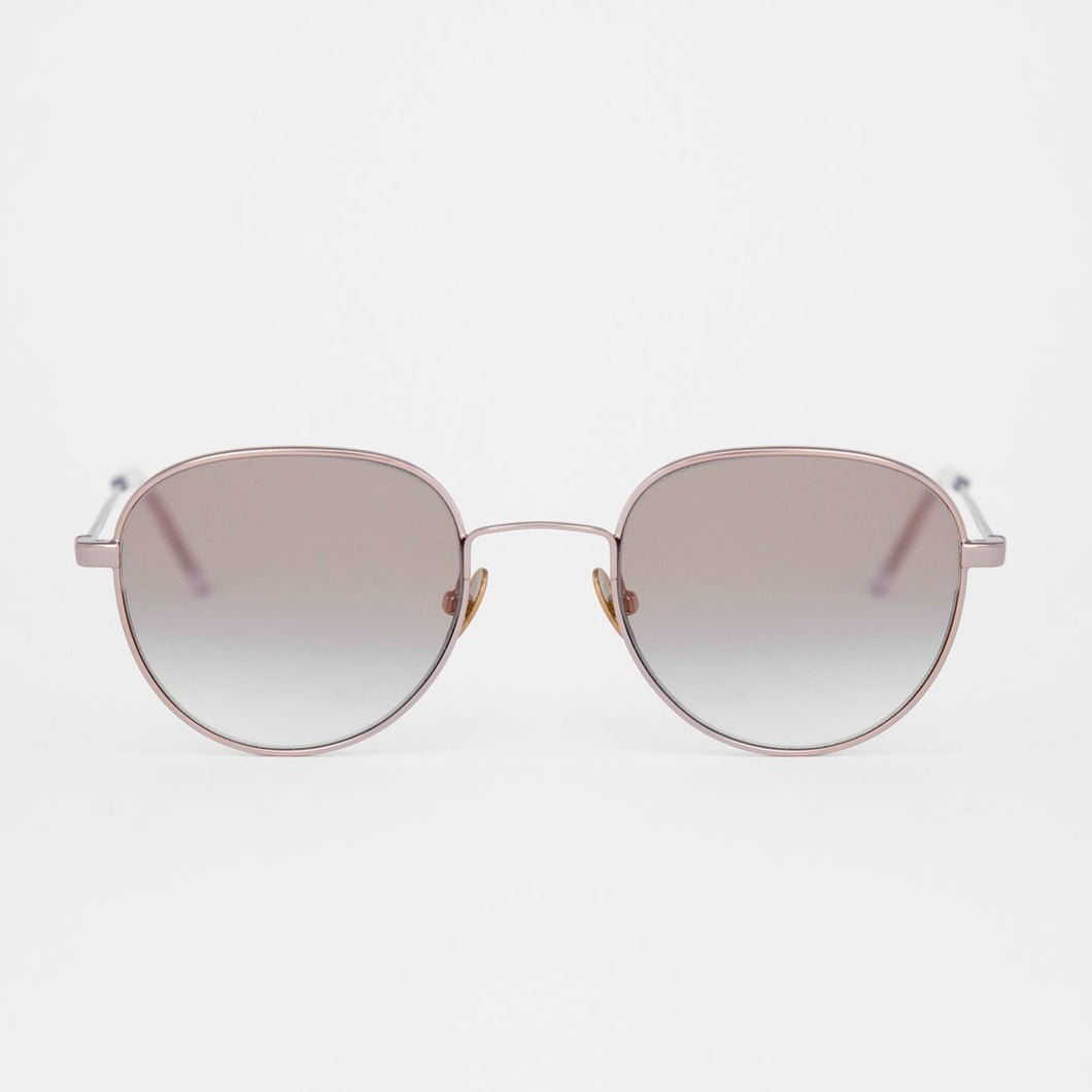 Rio Gold - Gradient Brown Lens by Monokel Eyewear