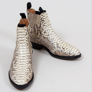 Western Chelsea - Natural Python by Uncle Bright