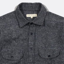 Load image into Gallery viewer, Workwear Shirt - Blue Graphite by Far Afield